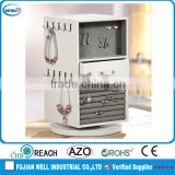 wholesale custom jewelry display cabinet box for jewellery