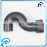 According to Drawings Special Shaped EPDM Molded Solid Rubber Tube