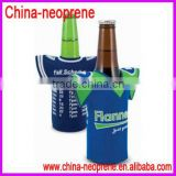 T-shirt Neoprene Beer Bottle Cooler