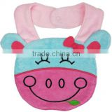 Colors Lolvely Cartoon Cotton Baby Bibs
