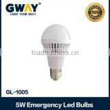 2835SMD 20pcs White LEDs AC/DC Led rechargable bulbs