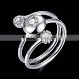 2016 Most popular Adjustable 925 sterling silver rings wholesale                                                                                                         Supplier's Choice
