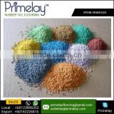High Quality SBR EPDM Raw Material Granules for Playground Surface
