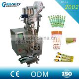 Pneumatic factory supply instant soft drink packaging machine