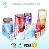 food grade plastic film roll cereal bar packaging                                                                         Quality Choice
