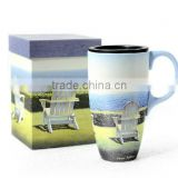 Promotional gifts ceramic mug