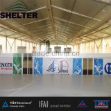 Tents for using in outdoor sport field, sport events,