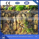 Basket Stone Wire Cage For Plastic Rock Retaining Wall