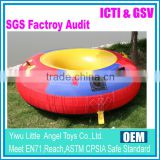 Water sports NEW PRODUCTS inflatable towable flying ski tubes                                                                         Quality Choice