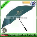 promotional gift straight golf umbrella