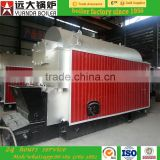 steam machine for rice factory 2ton/hr steam output