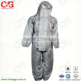 Chemical Coveralls Chemical Protective Clothing
