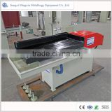 Small capacity shaking table for gold, copper separator