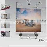 Pop Up Display Stand Advertising Display Stand Outdoor Banner