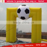 Outdoor decorative arches , inflatable football arch , football theme inflatable arch for sale