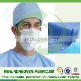 INquiry about Good quality SMS medical nonwoven bedsheet
