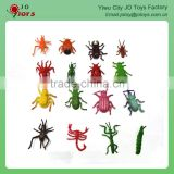 PVC insect toy capsule vending machine for kids