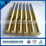 Die Steel and Cemented Carbide Pin Punch with round punching rod