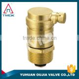 heavy type full forged all brass Automatic Air Release Valve made in Yuhuan                                                                         Quality Choice