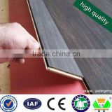high quality 12mm / 8mm hdf easy click vinyl laminate floor