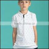 Top quality kids polo shirts wholesale and blouse designs for kids or kids blouse with factory prices