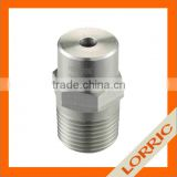 For Industrial Cleaning - Stainless steel water mist spray nozzle