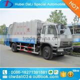 Famous Brand right hand drive compactor garbage truck in Nigeria