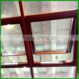 modern house design of electric window awning aluminum double glass Windows from Chinese manufacturers