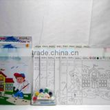 kids landscape painting diy Color piece
