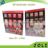 decorative sticker motion moving stickers