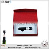High Quality Wine Vacuum Pump And Stopper With Cardboad Box                                                                         Quality Choice