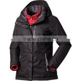 new 2016 apparel new product winter clothing sexy jacket women Women's Bella 3-in-1 Jacket