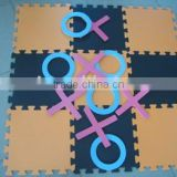 EVA Mat, Noughts and Crosses, Tic Tac Toe,EVA foam mat,EVA toy