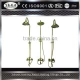 Wholesale Cheap All Brass Rain Bath Water Taps Shower Head Shower Faucets Bathroom Accessory Set