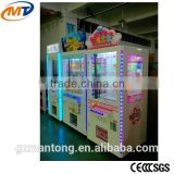 2016 High quality New design for mall /toy story gift prize claw crane vending machine / amusement game machine for sale