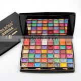 Miss Rose 3D Charm Wet 48 colors Makeup Eyeshadow Palette Set, Professional Cosmetics Naked Eye Shadow With Matte Glitter