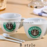 OEM custom logo ceramic cup/ceramic coffee cup ceramic mug cup 310ml                                                                         Quality Choice