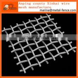 Zinc Coated /PVC Coated Stainless Steel Fabrications Crimped Iron Wire Mesh From Anping factory(manufacture)