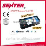 SENTER ST327 Android PDA advanced vdsl2 tester