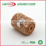 HENSO Hot Sale Skin Color Elastic Crepe Bandage