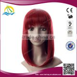 Factory price High Temperature Fiber synthetic wig heat resistant