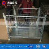Heavy duty design high quality high strength customized liquid steel wire mesh storage box