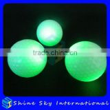 Customized Professional Led Flash Range Golf Balls