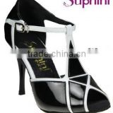 multi material choose high heel comfortable and fashionable ladies latin salsa dance shoes