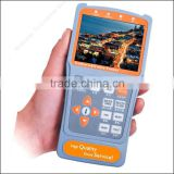 I-POOK PK68A CAMERA CCTV TESTER OUTPUT MAX 2A MOBILE POWER UTP CABLE TEST 3.5""