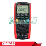 UNI-T UT71D Intelligent Digital Multimeter Volt Amp Ohm Capacitance meter thermometer with USB