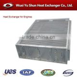 hot sale and guaranteed high performance customized aluminum heat exchanger radiator oil cooler for air compresoor