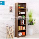 Cheap wooden cube bookcase / new style bookshelf simple designs
