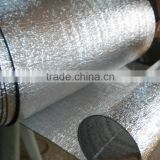Coated EPE foam Al Foil for Heat Insulation foil Polyethylene Foam Aluminum Foam Insulation