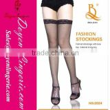 Factory Price!Fashion Fishnet Stockings With Lace Top